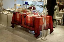 ガルニエ・ティエボー(Garnier Thiebaut)新宿伊勢丹英国展ガルニエ・ティエボー展示201611-10