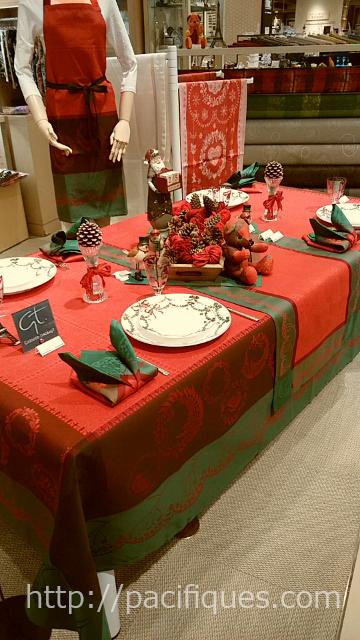 ガルニエ・ティエボー(Garnier Thiebaut)阪急うめだ本店クリスマスフォレスト1
