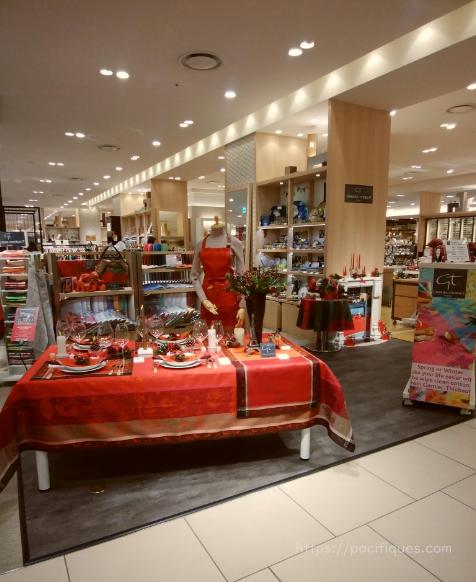 ガルニエ・ティエボー(GarnierThiebaut)阪急うめだ本店クリスマスキャロル3