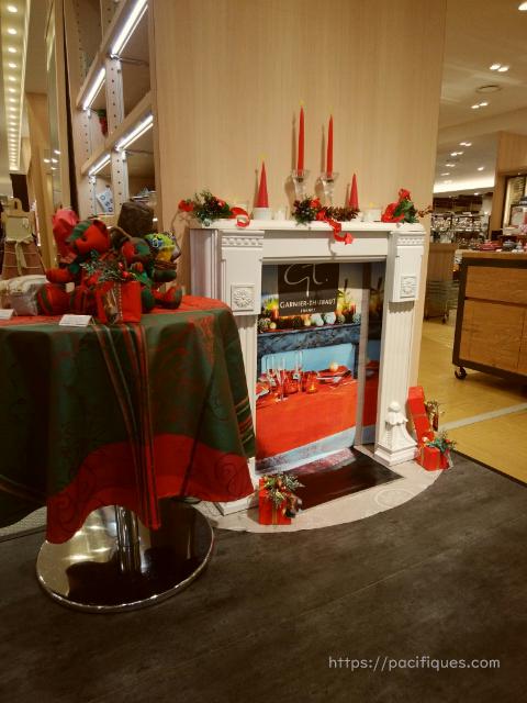 ガルニエ・ティエボー(GarnierThiebaut)阪急うめだ本店クリスマスキャロル4