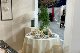 ガルニエ・ティエボー(GarnierThiebaut)テーブルウェアフェスティバル2020